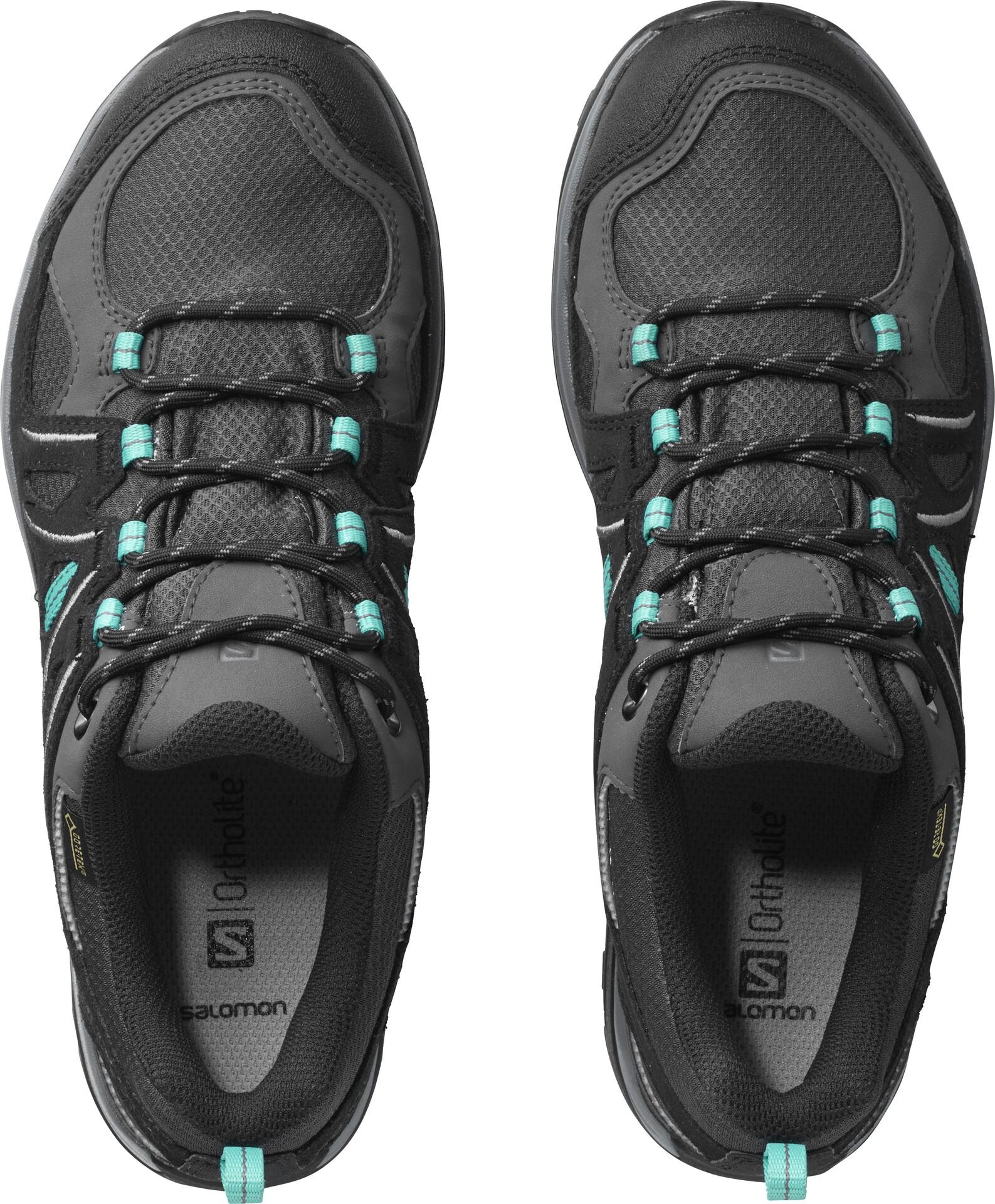 Salomon Ellipse 2 GTX Chaussures Femme, magnetblack